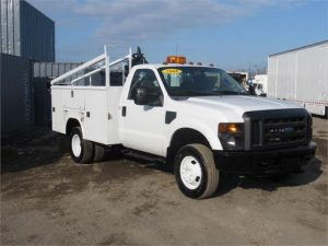 2008 FORD F350 SD XL 4081645165