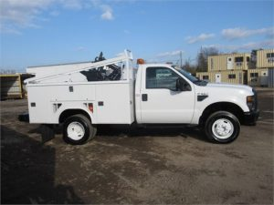 2008 FORD F350 SD XL 4081645173