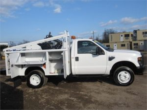 2008 FORD F350 SD XL 4081645175