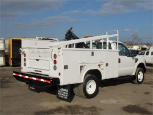 2008 FORD F350 SD XL 4081645325