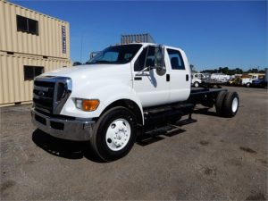 2011 FORD F750 5087893151