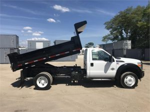 2011 FORD F450 SD 6074496005