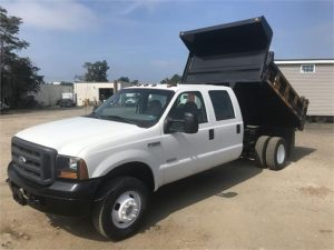 2006 FORD F350 SD XL 6105146927