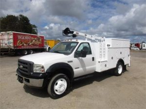 2005 FORD F550 XL SD 6117702279