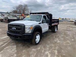 2010 FORD F550 6221279241