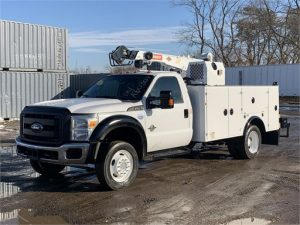 2012 FORD F550 SD 6244057615