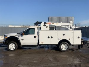 2012 FORD F550 SD 6244057629