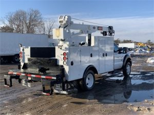 2012 FORD F550 SD 6244057677