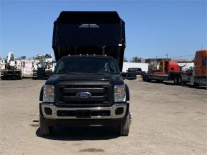 2012 FORD F550 7010244037