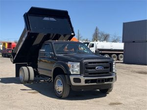 2012 FORD F550 7010244043
