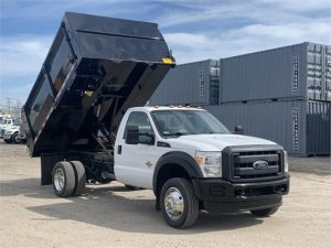 2013 FORD F550 7010265807