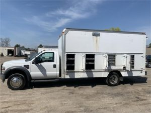 2009 FORD F550 7022090309