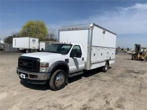 2009 FORD F550 7022090323