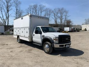 2009 FORD F550 7022090373