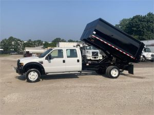 2008 FORD F550 7097220195