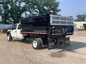 2008 FORD F550 7097220307
