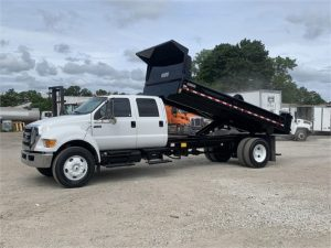 2010 FORD F750 7118263983