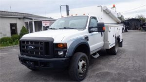 2008 FORD F450 7124015855
