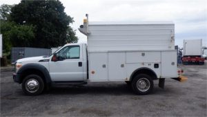 2012 FORD F550 7132222105